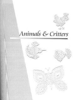 Animali croche e critters
