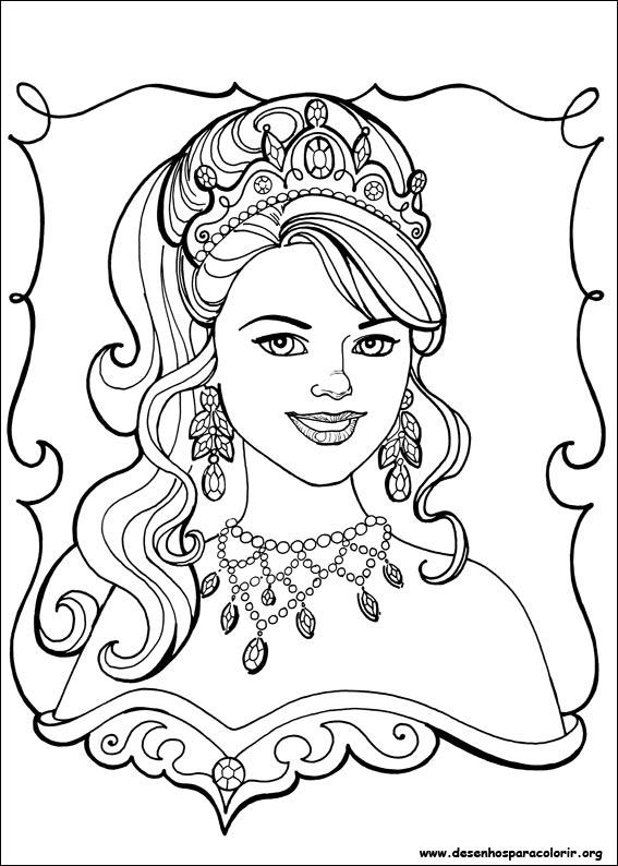 Desenhos de Princesinha Sofia para colorir , jogos de