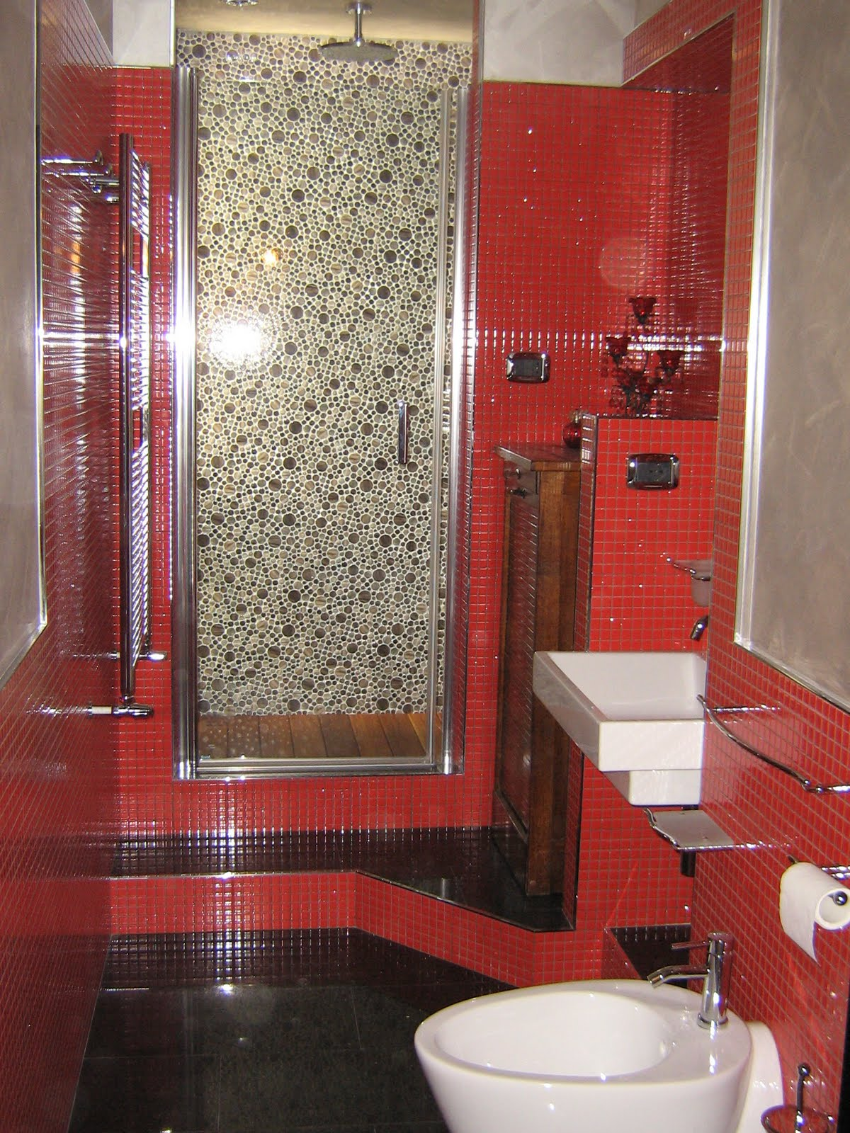 Tata loves scrap bagno nuovo - Bagno da favola ...