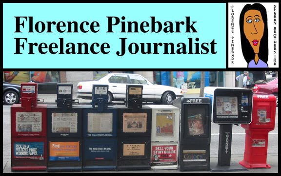 Florence Pinebark Freelance Journalist