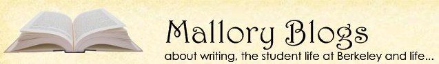 Mallory's Blog