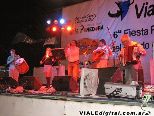Fiesta del Asado con Cuero (Viale, E.R.)