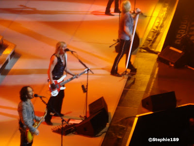 Def Leppard Downstage Thrust Tour 2007