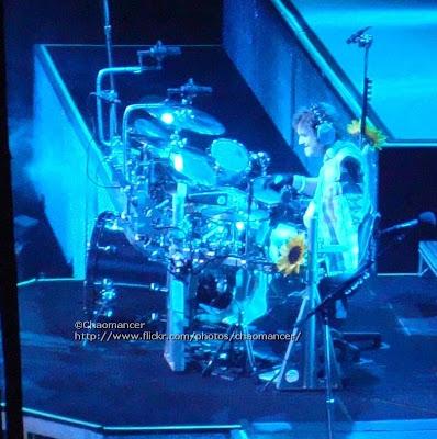 Thunder God Rick Allen - Def Leppard - 2008