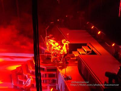 Phil Collen and Rick Allen - Def Leppard - 2008
