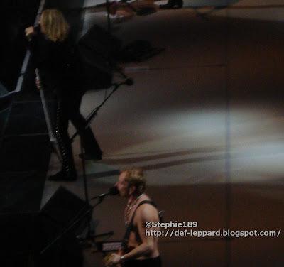 Joe Elliott & Phil Collen - Def Leppard - 2008