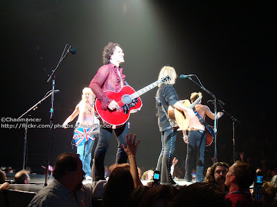 Rick Savage, Vivian Campbell, Joe Elliott, Phil Collen - Def Leppard - 2008