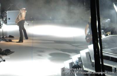 Vivian Campbell and Rick Savage - Def Leppard - 2008