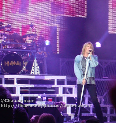 Rick and Joe - Def Leppard - 2008