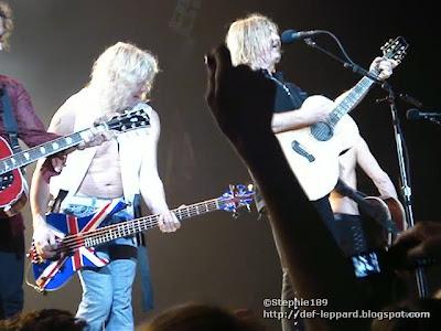 (Viv and) Sav and Joe (and Phil) - 2008 - Def Leppard