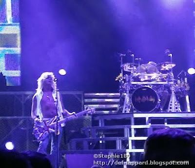 Rick Savage and Rick Allen - 2008 - Def Leppard