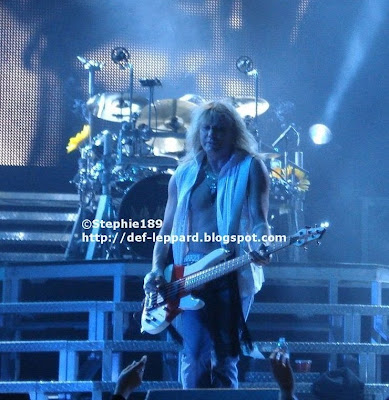 Rick Savage (and Rick Allen) - 2008 - Def Leppard