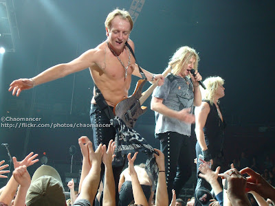 Phil, Joe, and Sav - 2008 - Def Leppard