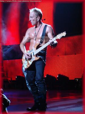 Phil Collen - Def Leppard - 2009