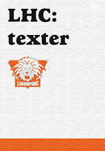 LHC: texter