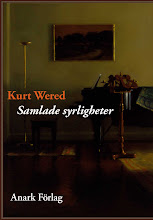 kurt wered: samlade syrligheter