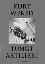 Kurt Wered: tungt artilleri