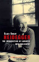 Claes Schildt: Heidegger. The Introduction of Laughter into Philosophy