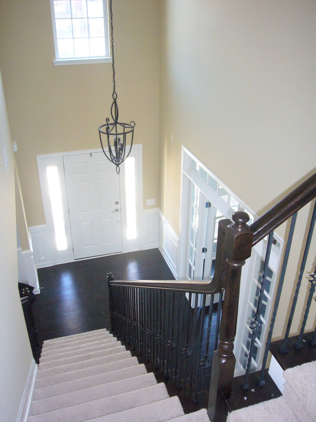 Open Floor Plan Color Schemes http://colorspecialist-charlotte.blogspot.com/2010_03_01_archive.html