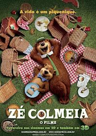 Assistir Zé Colmeia – O Filme Dublado 2010