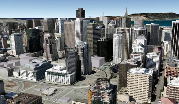 Modelos 3d danm modelador 3d de edificios for Programa para hacer edificios en 3d