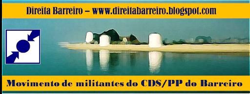 Movimento da Tendência Nacionalista do CDS-PP Barreiro