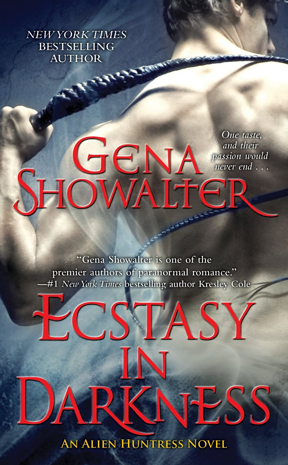Ecstasy in Darkness by Gena Showalter