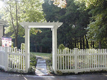 AN ENTRY GARDEN GATE