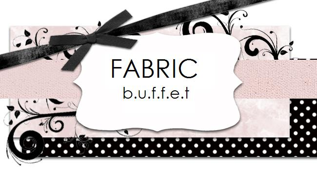 FABRIC BUFFET