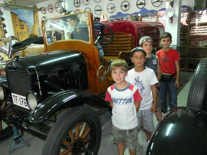 Club de amigos de los coches antiguos de Tenerife.: Jornada de ...