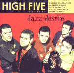 High Five Quintet - Jazz Desire