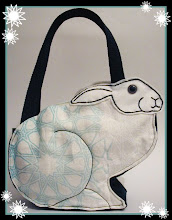 Donation of Arabella Bag to Buckeye House Rabbit Society Spring Raffle 2009