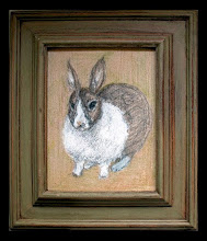 Donation of Charlie by Pey Lu to The Buckeye House Rabbit Society Christmas Raffle 2009