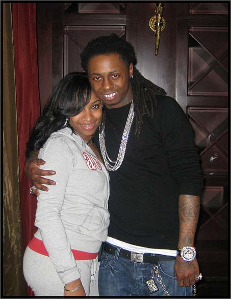 lil wayne girlfriend stephanie