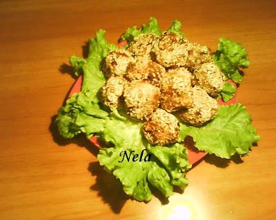 Articole culinare : Chiftele cu susan