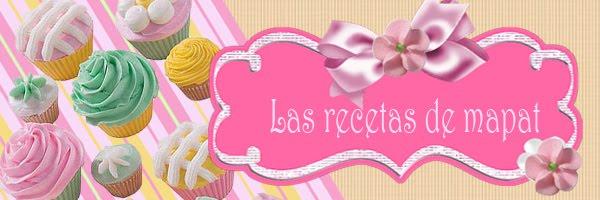 LAS RECETAS DE MAPAT