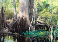 Swamp Survivor by Kathy Gergo