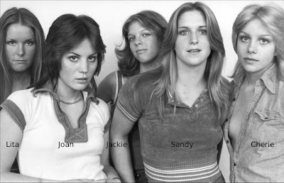 The Runaways were the first all-girl punk band to achieve stardom