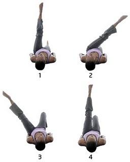 Resultado de imagen para circulos con una pierna pilates