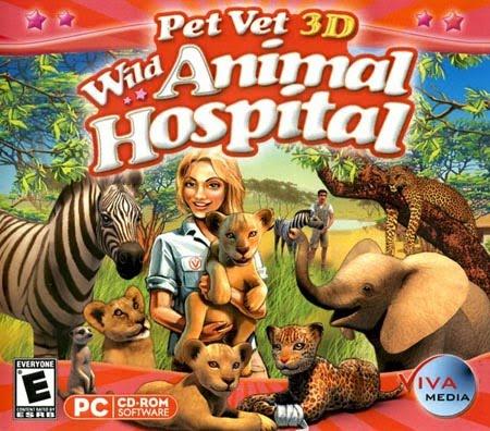 Sevimli Evcil Hayvan Hastanesi Oyunu