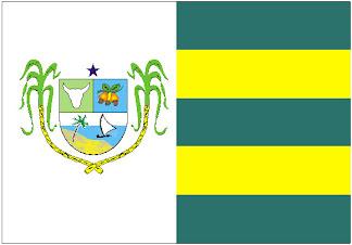 Bandeira de Trairi - Ce