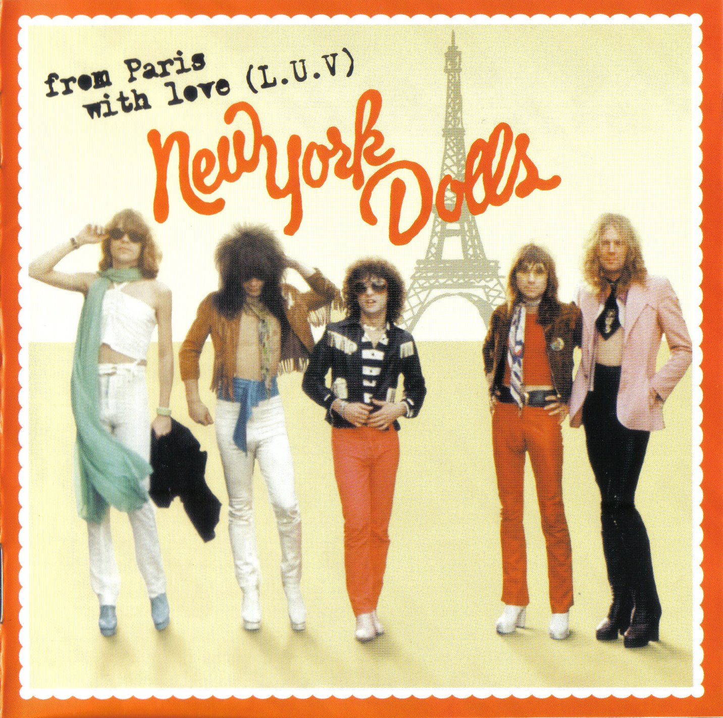 New york dolls from paris with love l u v reupped by request
