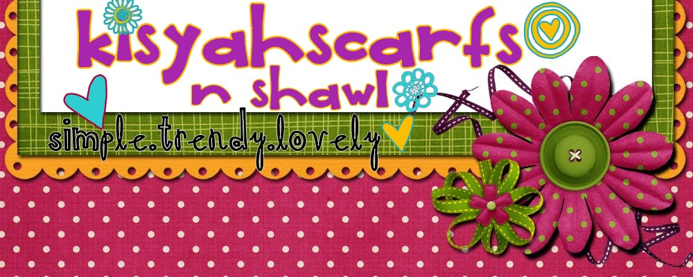   Kisyah Scarfs &amp; Shawls 