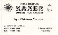 KAXER ZUMAIA