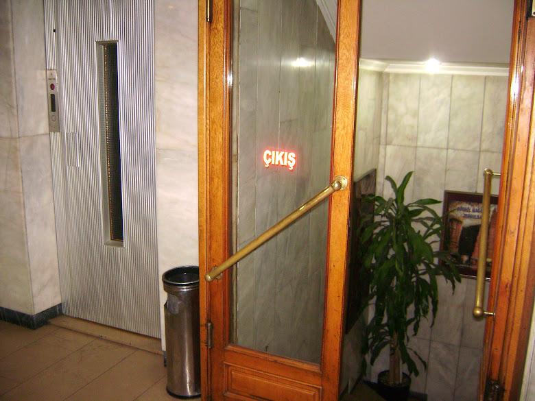Otel Giriş Katımız