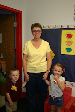 Grandma, Maddie and Skyler
