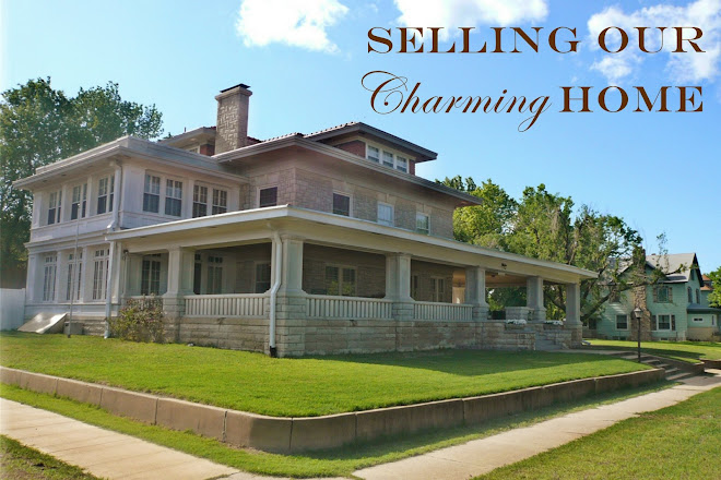 Selling Our Charming Home