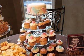[bird+cupcakes]