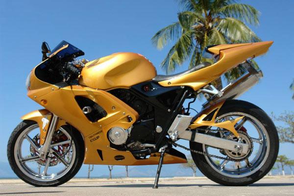 Fotos de motocicletas modificadas 15