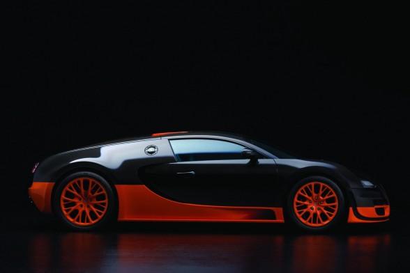Dr Sous Bugatti Veyron